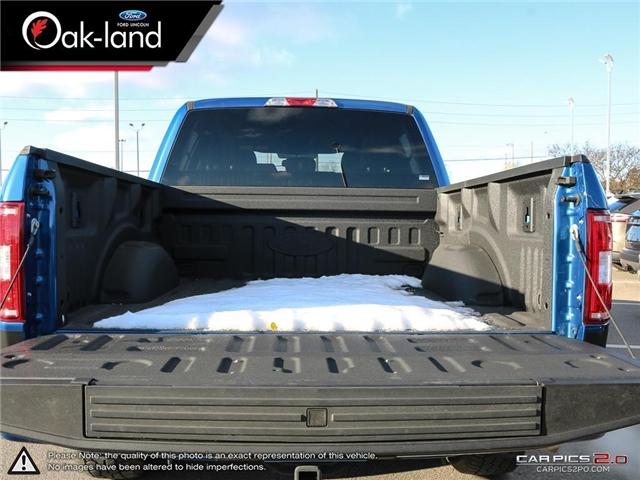2018 Ford F-150 XLT (Stk: A3099) in Oakville - Image 11 of 28