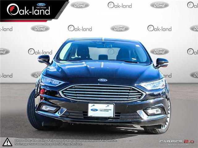 2018 Ford Fusion Hybrid Titanium (Stk: A3095) in Oakville - Image 2 of 28