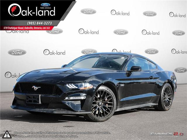 2018 Ford Mustang  (Stk: A3094) in Oakville - Image 1 of 28