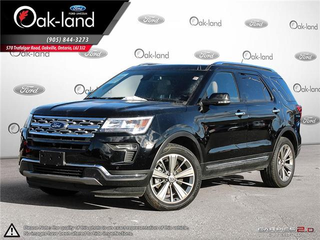 2018 Ford Explorer Limited (Stk: A3097) in Oakville - Image 1 of 28