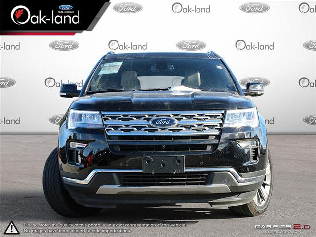 2018 Ford Explorer Limited (Stk: A3097) in Oakville - Image 2 of 28