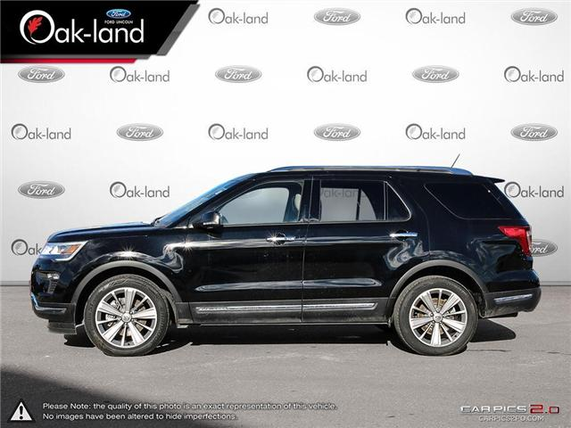 2018 Ford Explorer Limited (Stk: A3097) in Oakville - Image 3 of 28