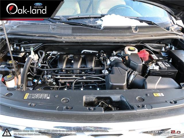 2018 Ford Explorer Limited (Stk: A3097) in Oakville - Image 8 of 28