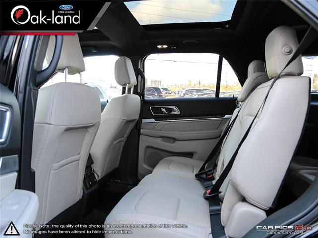 2018 Ford Explorer Limited (Stk: A3097) in Oakville - Image 24 of 28