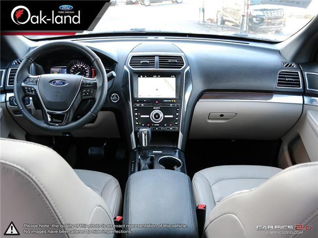 2018 Ford Explorer Limited (Stk: A3097) in Oakville - Image 25 of 28