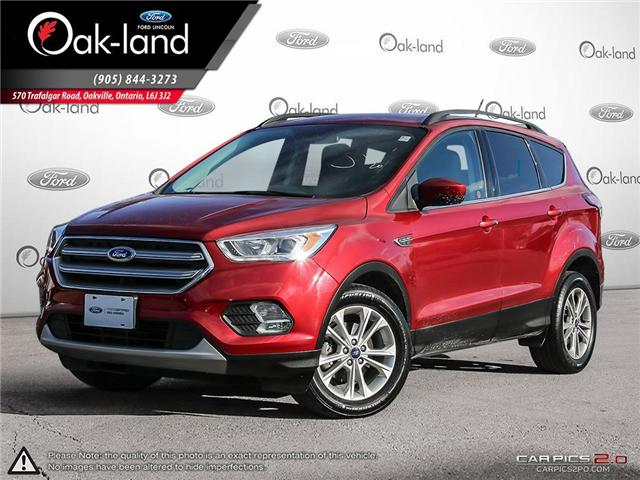 2017 Ford Escape SE (Stk: A3100) in Oakville - Image 1 of 26