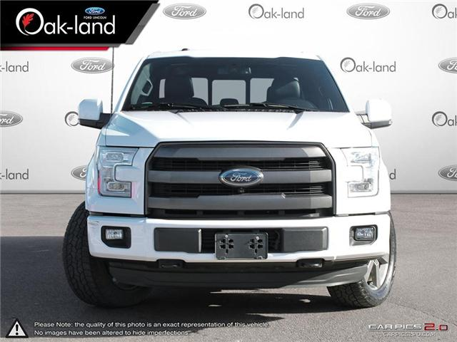 2016 Ford F-150 Lariat (Stk: 8T785A) in Oakville - Image 2 of 30