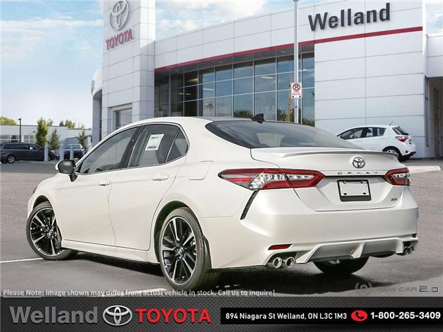 2019 Toyota Camry XSE (Stk: CAM6243) in Welland - Image 4 of 24