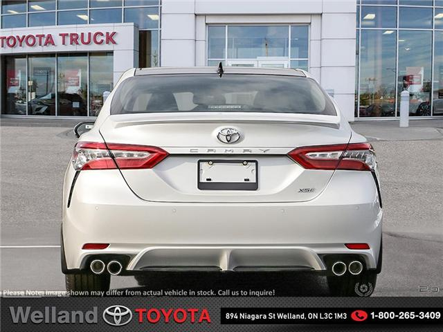 2019 Toyota Camry XSE (Stk: CAM6243) in Welland - Image 5 of 24