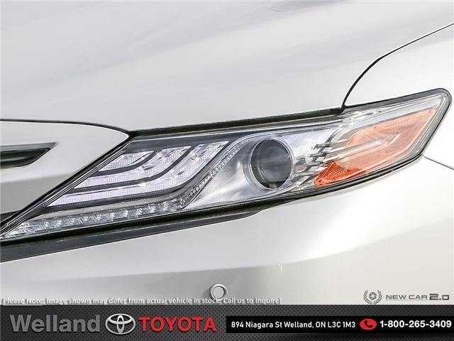 2019 Toyota Camry XSE (Stk: CAM6243) in Welland - Image 10 of 24