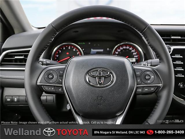 2019 Toyota Camry XSE (Stk: CAM6243) in Welland - Image 14 of 24