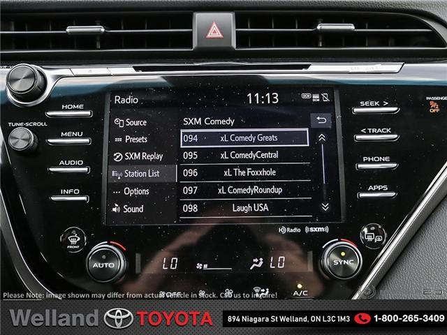 2019 Toyota Camry XSE (Stk: CAM6243) in Welland - Image 19 of 24