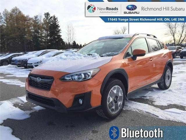 2019 Subaru Crosstrek Touring CVT (Stk: 32284) in RICHMOND HILL - Image 1 of 19