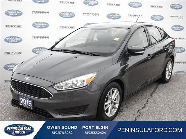 2015 Ford Focus SE (Stk: 18FE411A) in Owen Sound - Image 1 of 23
