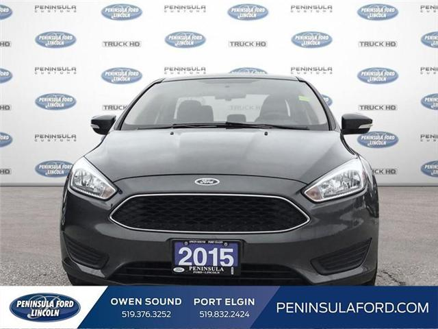 2015 Ford Focus SE (Stk: 18FE411A) in Owen Sound - Image 2 of 23