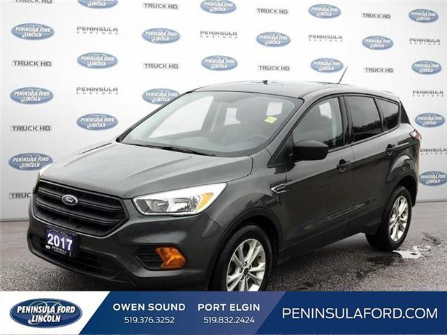 2017 Ford Escape S (Stk: 1636) in Owen Sound - Image 1 of 24