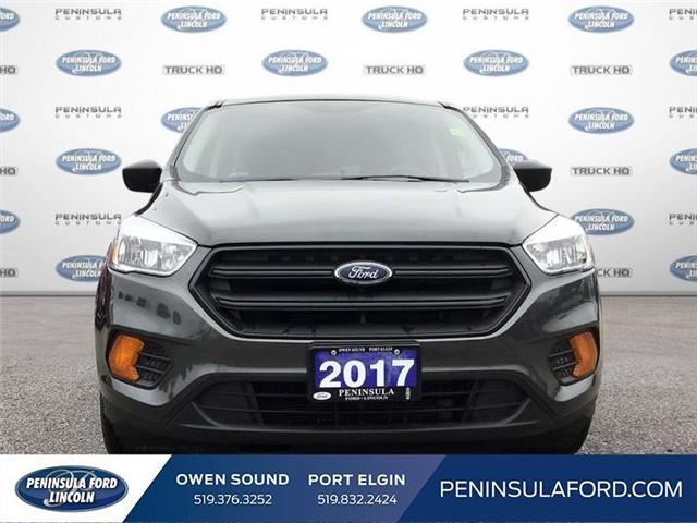 2017 Ford Escape S (Stk: 1636) in Owen Sound - Image 2 of 24