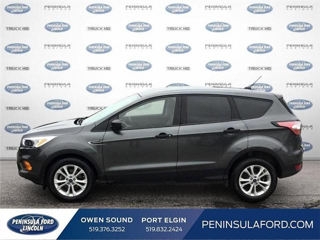 2017 Ford Escape S (Stk: 1636) in Owen Sound - Image 3 of 24
