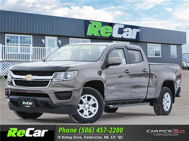 2015 Chevrolet Colorado LT (Stk: 181205A) in Fredericton - Image 1 of 26