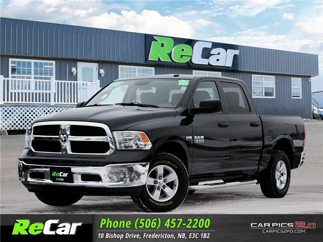 2015 RAM 1500 ST (Stk: 181188A) in Fredericton - Image 1 of 25