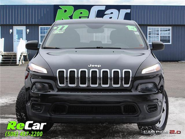 2015 Jeep Cherokee Sport (Stk: 181171A) in Fredericton - Image 2 of 26
