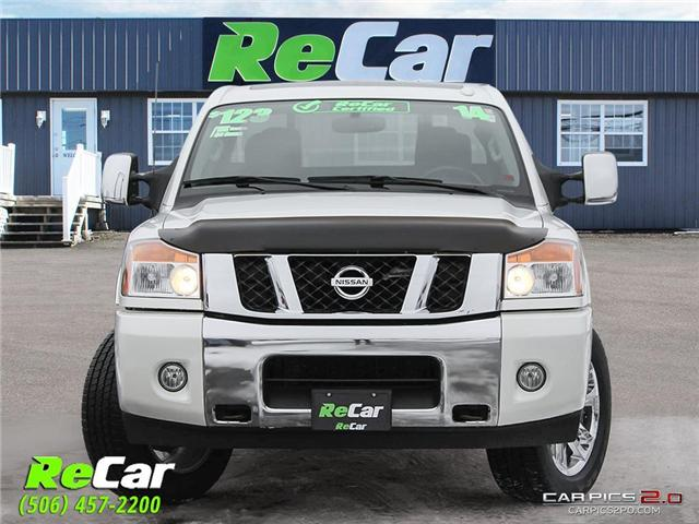 2014 Nissan Titan SL (Stk: 181225A) in Fredericton - Image 2 of 27