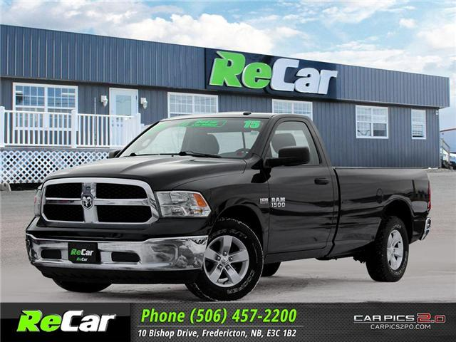 2015 RAM 1500 ST (Stk: 181178a) in Fredericton - Image 1 of 24