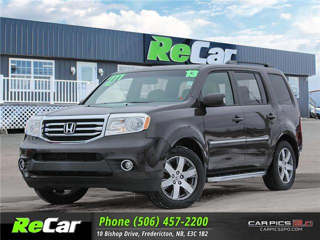 2013 Honda Pilot Touring (Stk: 181169A) in Fredericton - Image 1 of 30