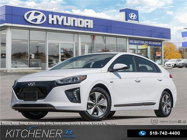 2019 Hyundai Ioniq EV Preferred (Stk: 58076) in Kitchener - Image 1 of 23