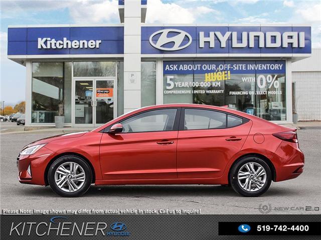 2019 Hyundai Elantra Preferred (Stk: 58213) in Kitchener - Image 3 of 23