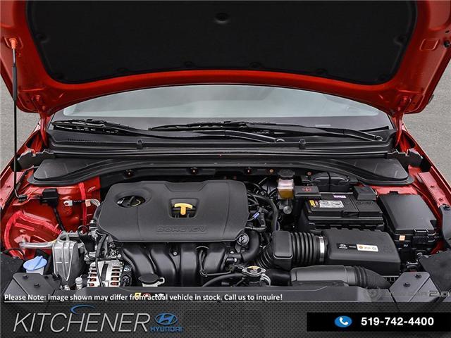 2019 Hyundai Elantra Preferred (Stk: 58213) in Kitchener - Image 6 of 23