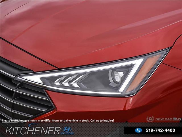 2019 Hyundai Elantra Preferred (Stk: 58213) in Kitchener - Image 10 of 23