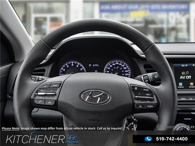 2019 Hyundai Elantra Preferred (Stk: 58213) in Kitchener - Image 13 of 23