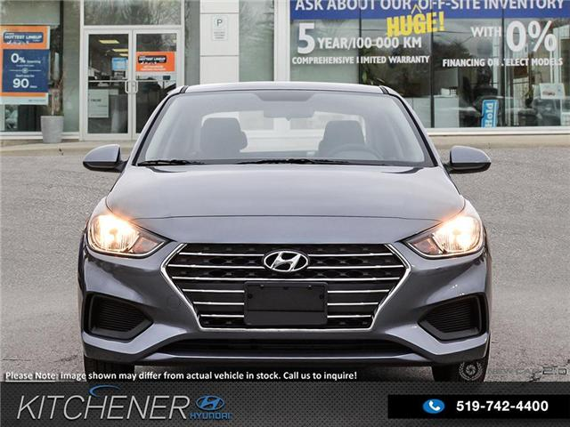 2019 Hyundai Accent Preferred (Stk: 58189) in Kitchener - Image 2 of 22