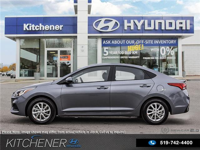 2019 Hyundai Accent Preferred (Stk: 58189) in Kitchener - Image 3 of 22