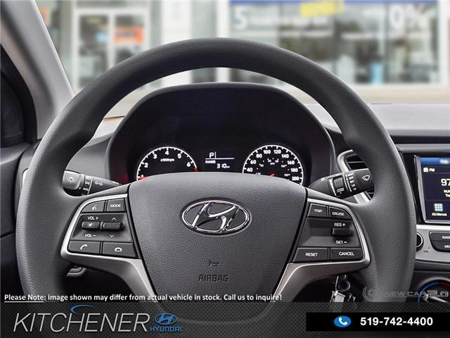 2019 Hyundai Accent Preferred (Stk: 58189) in Kitchener - Image 13 of 22