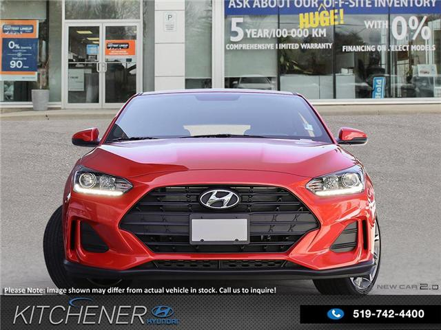 2019 Hyundai Veloster 2.0 GL (Stk: 58392) in Kitchener - Image 2 of 23