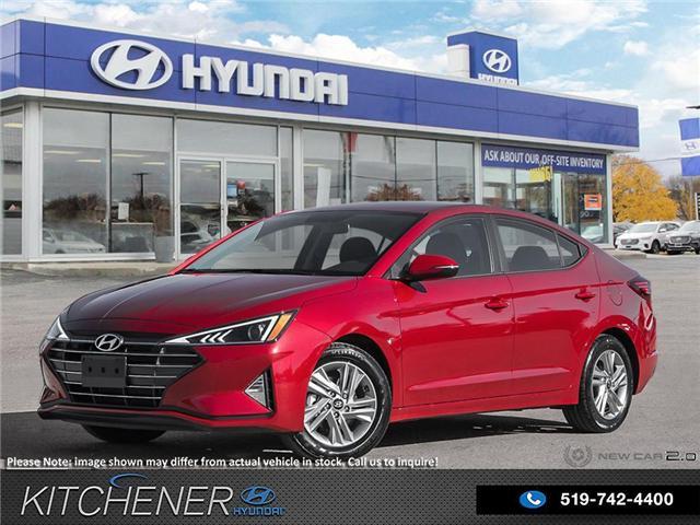 2019 Hyundai Elantra Preferred (Stk: 58225) in Kitchener - Image 1 of 23