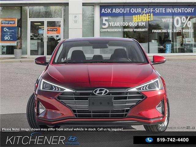2019 Hyundai Elantra Preferred (Stk: 58225) in Kitchener - Image 2 of 23