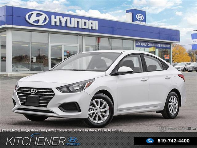 2019 Hyundai Accent Preferred (Stk: 58278) in Kitchener - Image 1 of 23