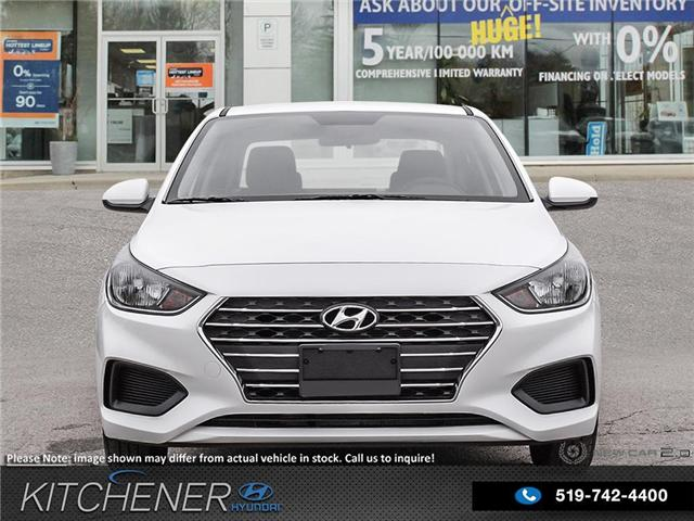 2019 Hyundai Accent Preferred (Stk: 58278) in Kitchener - Image 2 of 23