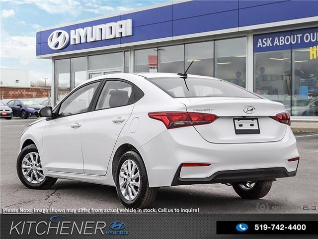 2019 Hyundai Accent Preferred (Stk: 58278) in Kitchener - Image 4 of 23
