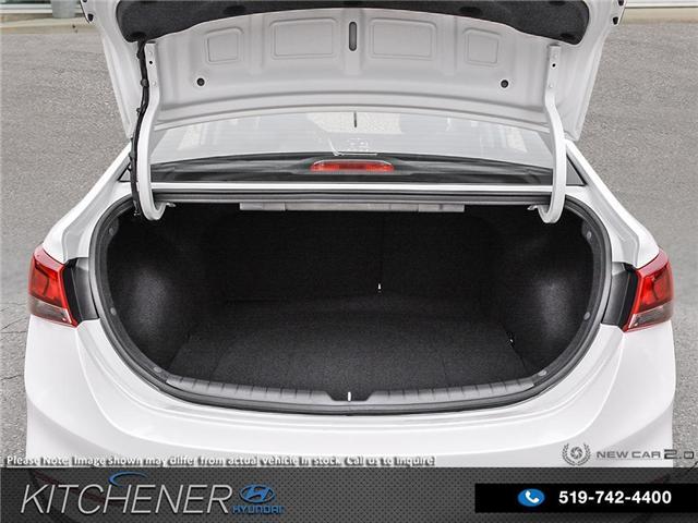 2019 Hyundai Accent Preferred (Stk: 58278) in Kitchener - Image 7 of 23