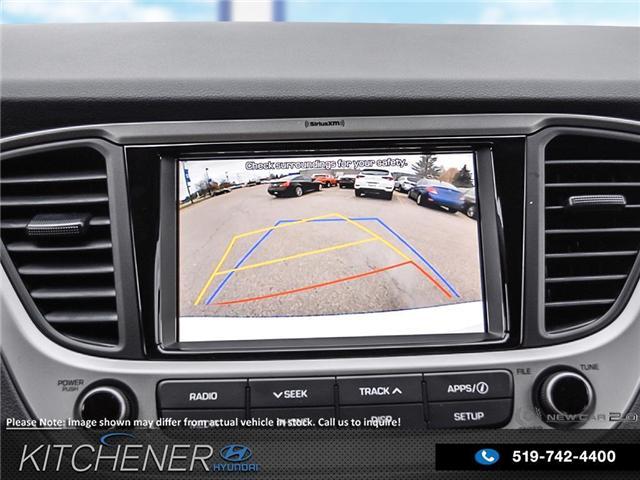 2019 Hyundai Accent Preferred (Stk: 58278) in Kitchener - Image 18 of 23