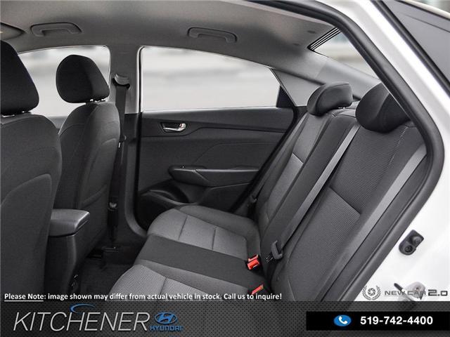 2019 Hyundai Accent Preferred (Stk: 58278) in Kitchener - Image 21 of 23