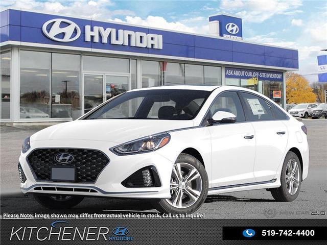 2018 Hyundai Sonata 2.4 Sport (Stk: 57946) in Kitchener - Image 1 of 22