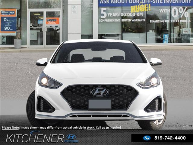 2018 Hyundai Sonata 2.4 Sport (Stk: 57946) in Kitchener - Image 2 of 22