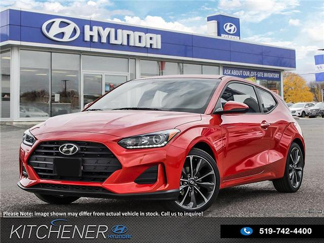 2019 Hyundai Veloster 2.0 GL (Stk: 58328) in Kitchener - Image 1 of 22
