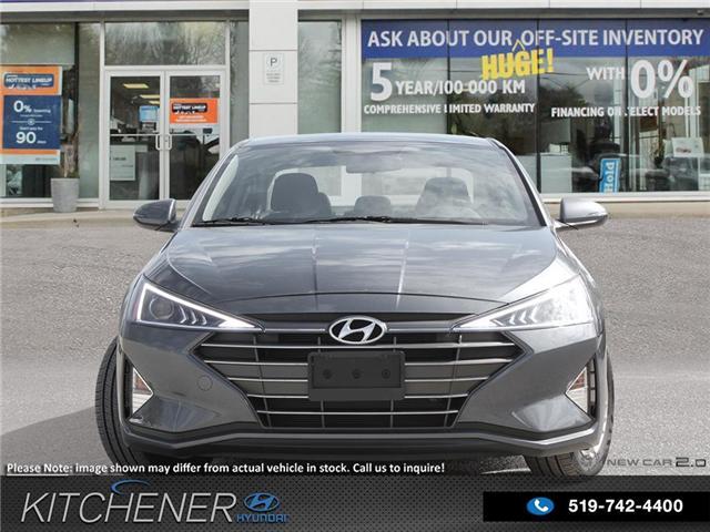 2019 Hyundai Elantra Preferred (Stk: 58427) in Kitchener - Image 2 of 23