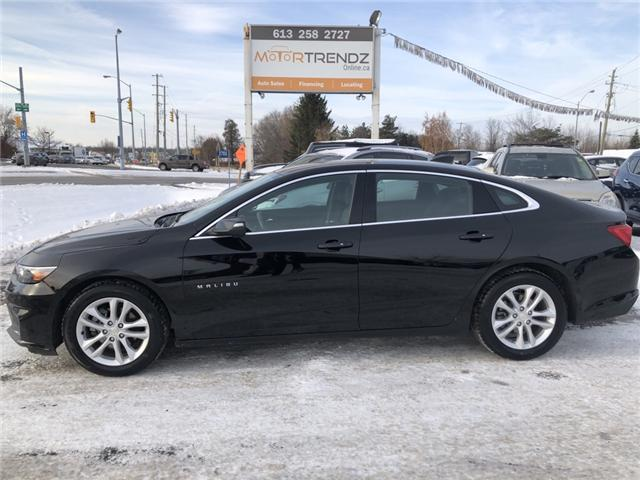 2017 Chevrolet Malibu 1LT (Stk: ) in Kemptville - Image 2 of 25